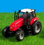 rode tractor kidsglobe
