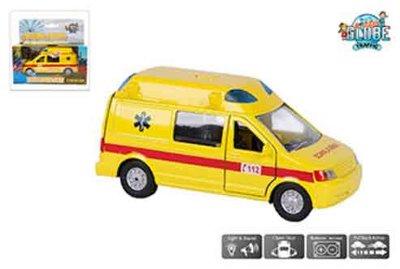 belgische ambulance