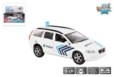 belgische politie auto