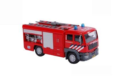 Kids Globe brandweer tankauto