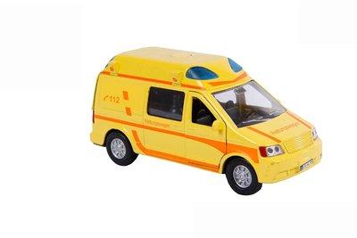 Kids Globe duitse ambulance