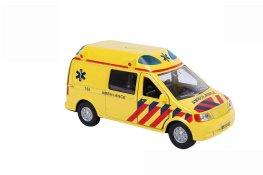 Kids Globe ambulance