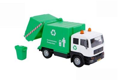 Kids Globe vuilniswagen