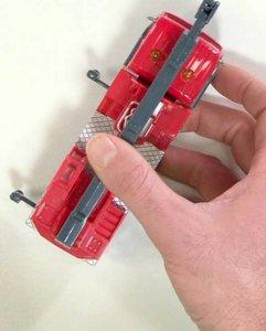 speelgoed kraan auto