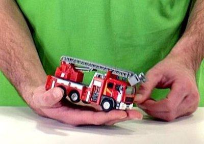 duitse brandweer auto