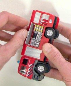 brandweer speelgoed auto