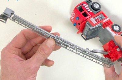 brandweer ladderwagen miniatuur auto
