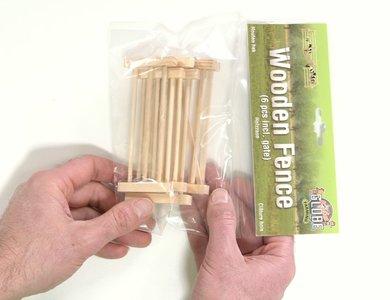 houten speelgoed hekjes