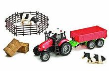 Kids Globe boerderijset