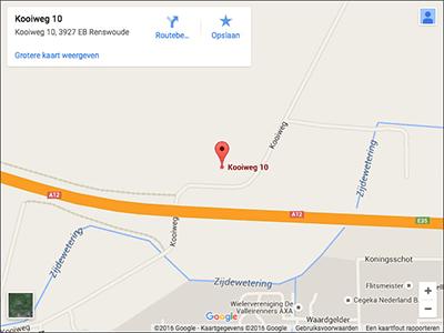 google maps locatie